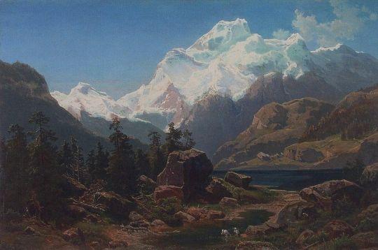 Швейцарский вид