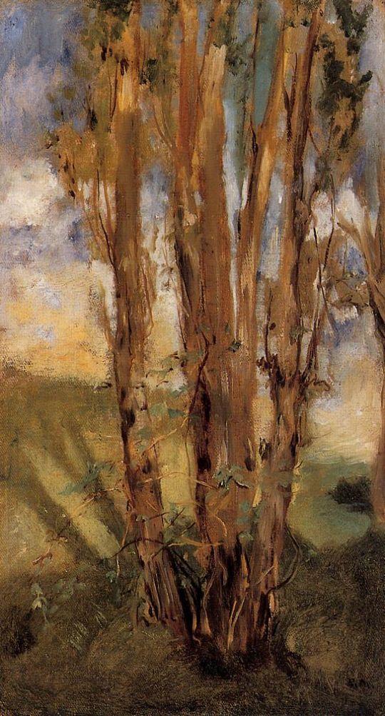 Изучение деревьев