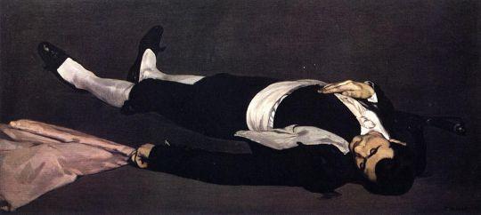 Мертвый Тореадор (также известна как Мёртвый человек)