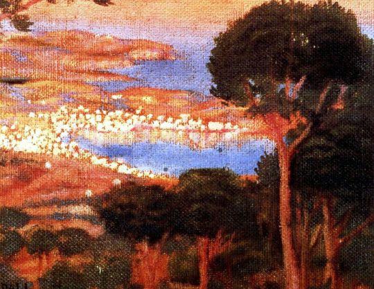 Вид Кадакеса с горы Пани