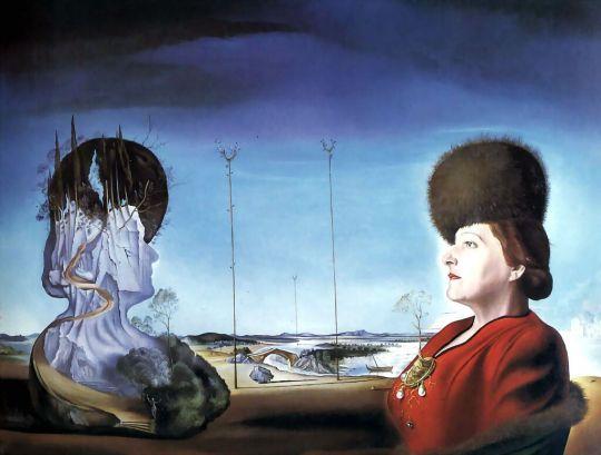 Портрет госпожи Изабель Стайлер-Тас