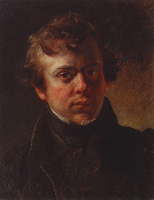 Портрет А.М.Горностаева.