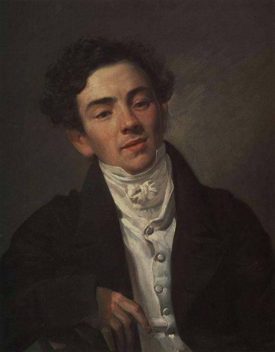 Портрет актера А.Н.Рамазанова.