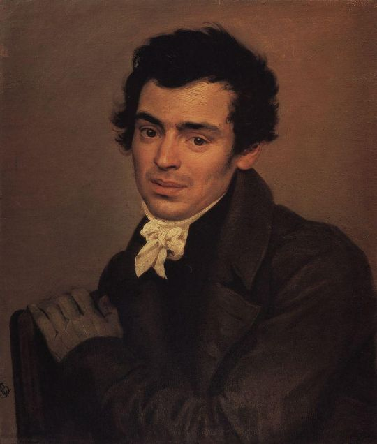Портрет архитектора К.А.Тона.
