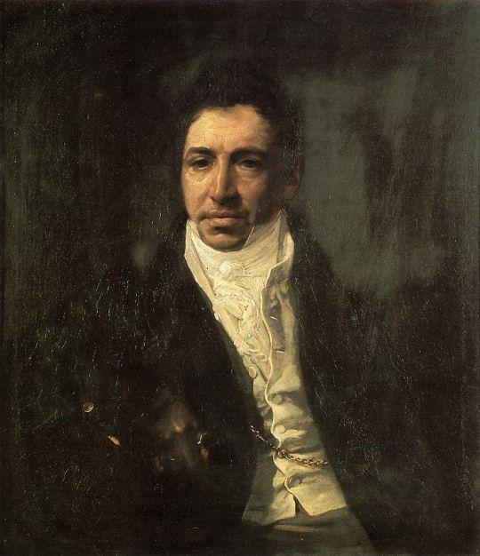Портрет статс-секретаря П.А.Кикина.