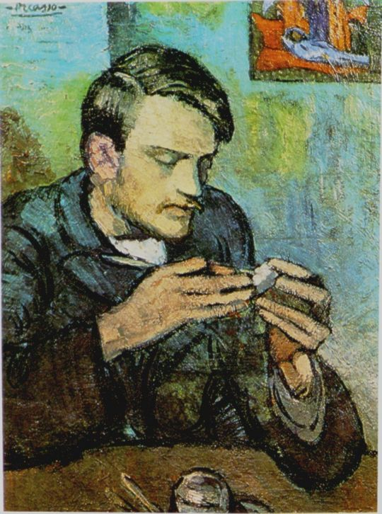 Портрет Мэтью Фернандеса де Сото