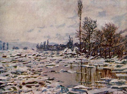 Вскрытие ледяного покрова, Лавакурт