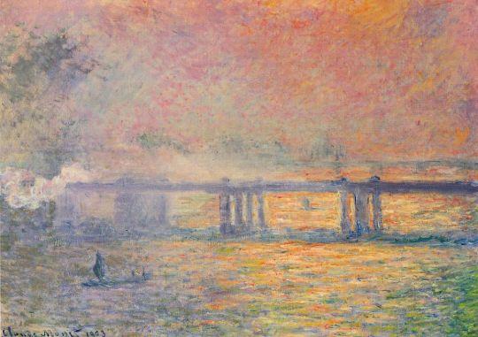Мост Черинг-Кросс