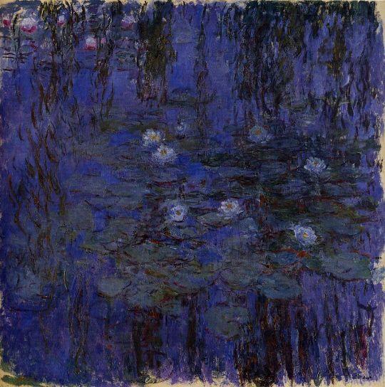 Водяные лилии 19