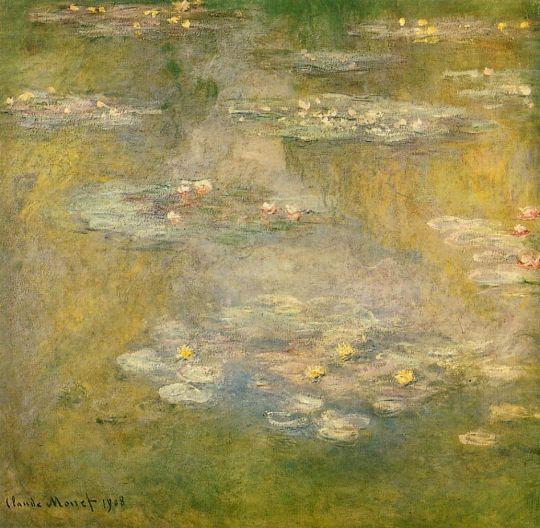 Водяные лилии 41