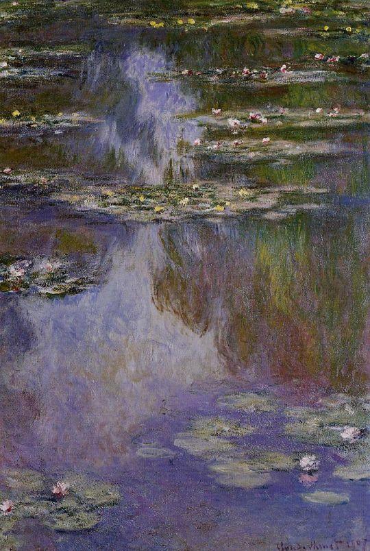 Водяные лилии 58