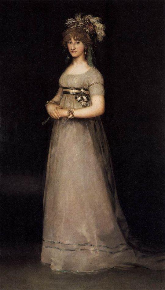 Портрет графини Синсон