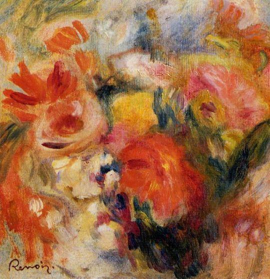 Цветы - эксиз