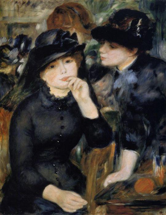 Девочки в чёрном