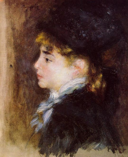 Портрет Марго (известный также как Портрет модели)