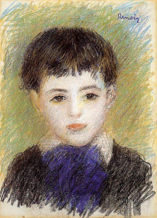 Портрет Пьера