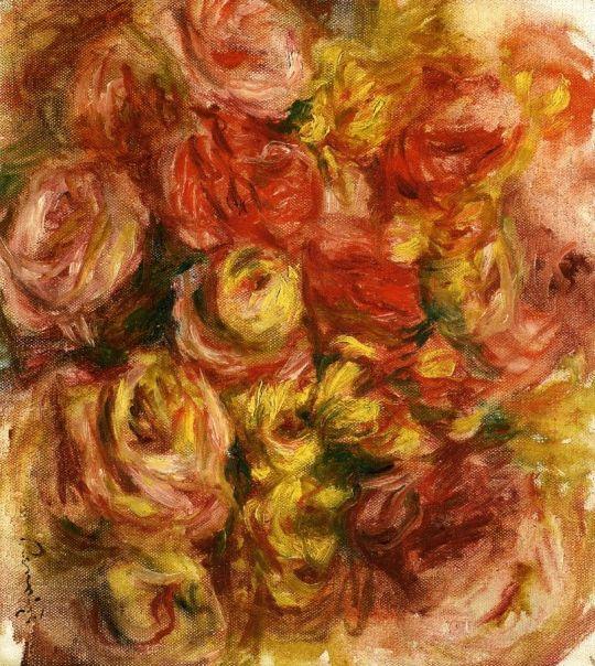 Эскиз цветов