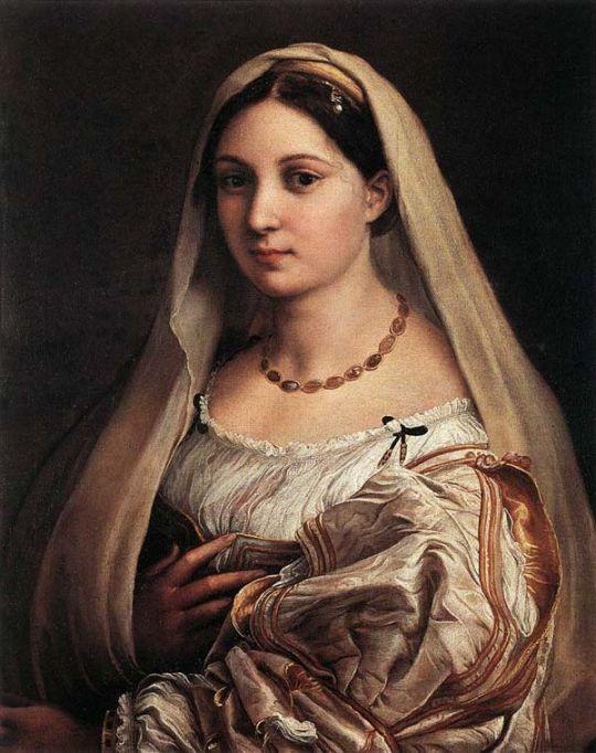 Дама под покрывалом (Донна Велата)