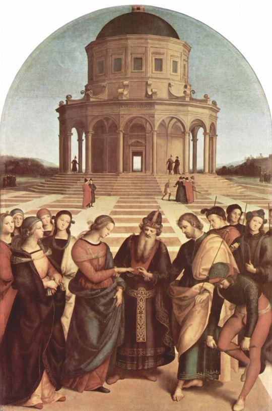Обручение Девы Марии со св. Иосифом