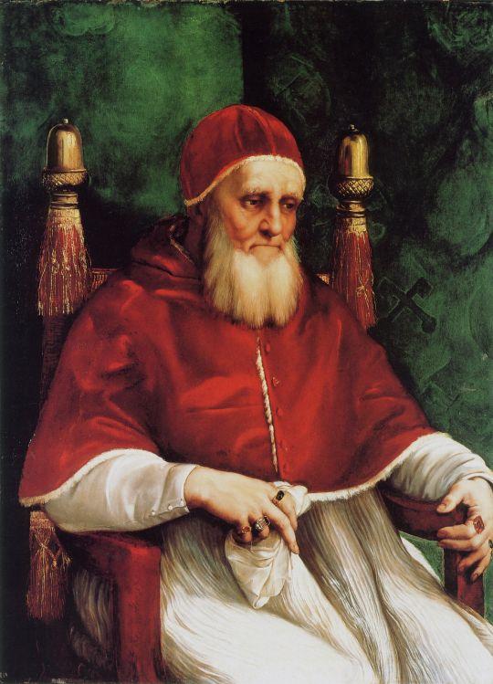 Портрет Юлия II