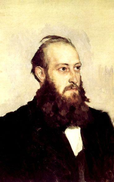Портрет В.Н.Гошкевича, основателя историко-археологического музея в Херсоне.