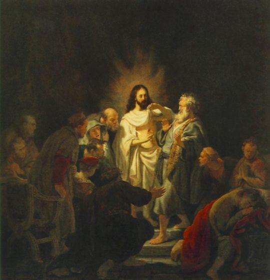 Недоверие святого Фомы