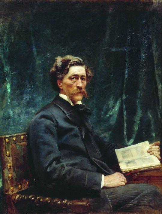Портрет С.Н.Худекова. 1890-е