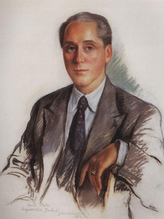 Граф П.С.Зубов.