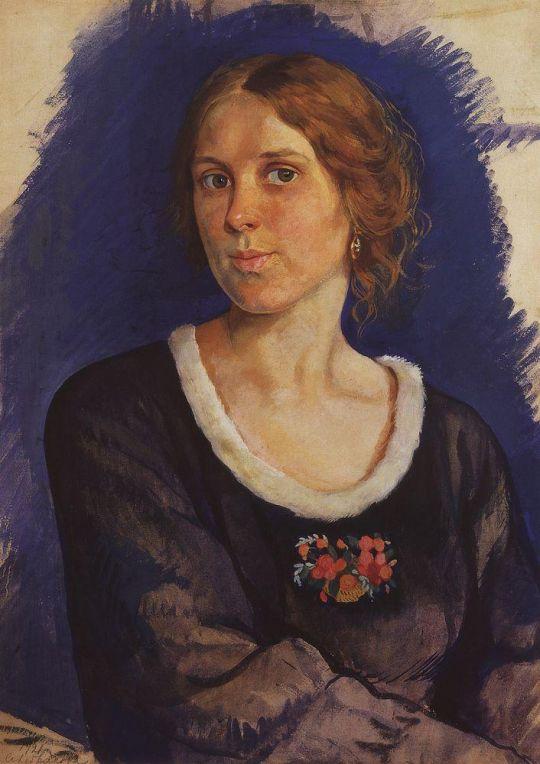 Портрет А.И.Куниной.