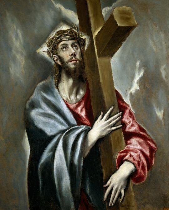 Несение креста (ок.1602) (108,2 x 87) (Мадрид, Прадо)