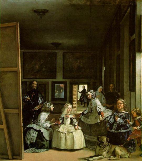 «Менины», Диего Веласкес, 1656, Прадо