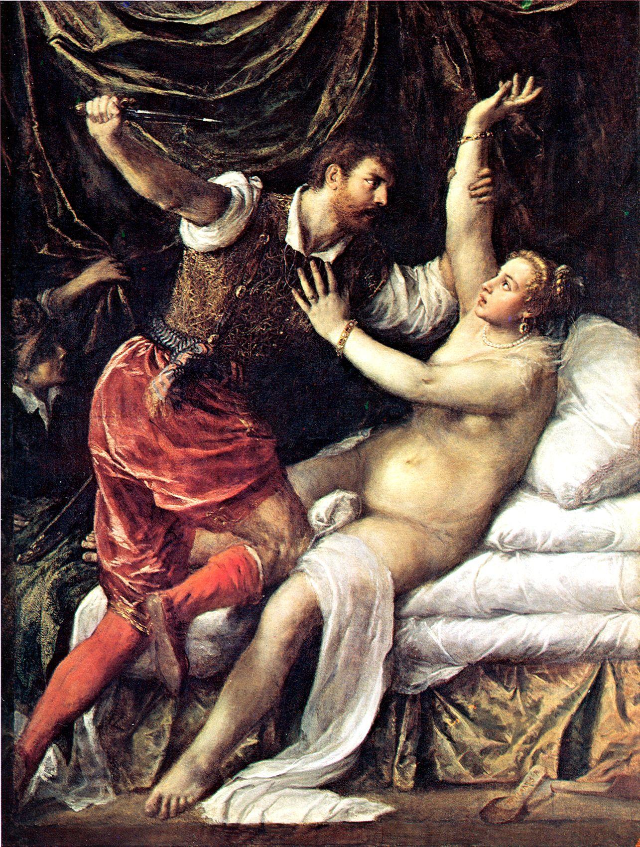 венера урбинская картина тициана