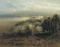 Печерский монастырь под Нижним Новгородом1