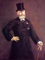 Портрет М. Антонина Пруста