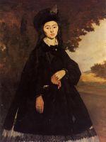 Портрет мадам Брюне