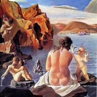 Венера и амурчики
