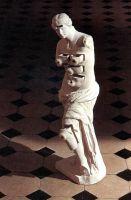 Венера Милосская с ящиками