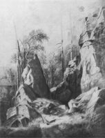 Скалы на острове Валааме. Кукко.