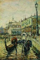 Венеция. Рива дельи Скьявони.
