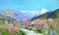 Весна в Италии2.