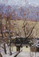 Зимой в Крыму