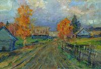 Осенний пейзаж1