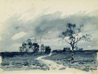 Осенний пейзаж1.