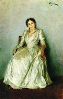 Портрет Софьи Петровны Кувшинниковой.