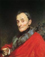 Портрет археолога Микеланджело Ланчи.