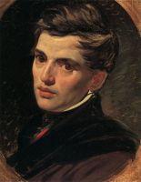 Портрет архитектора А.П.Брюллова, брата художника.