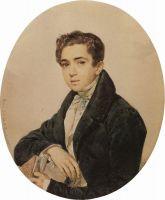 Портрет кн. Г.Г.Гагарина.