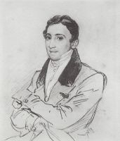 Портрет Ф.Д.Гверацци.