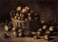 Корзина картофеля