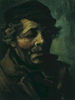 Портрет крестьянина в шапке